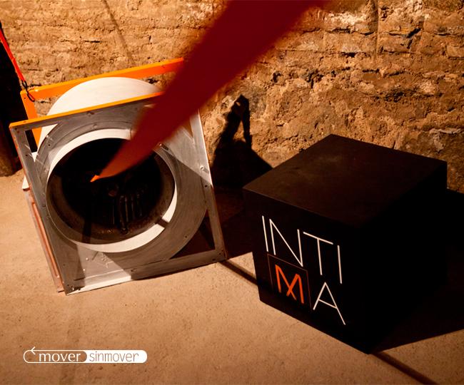 Instalación: Intima © moversinmover