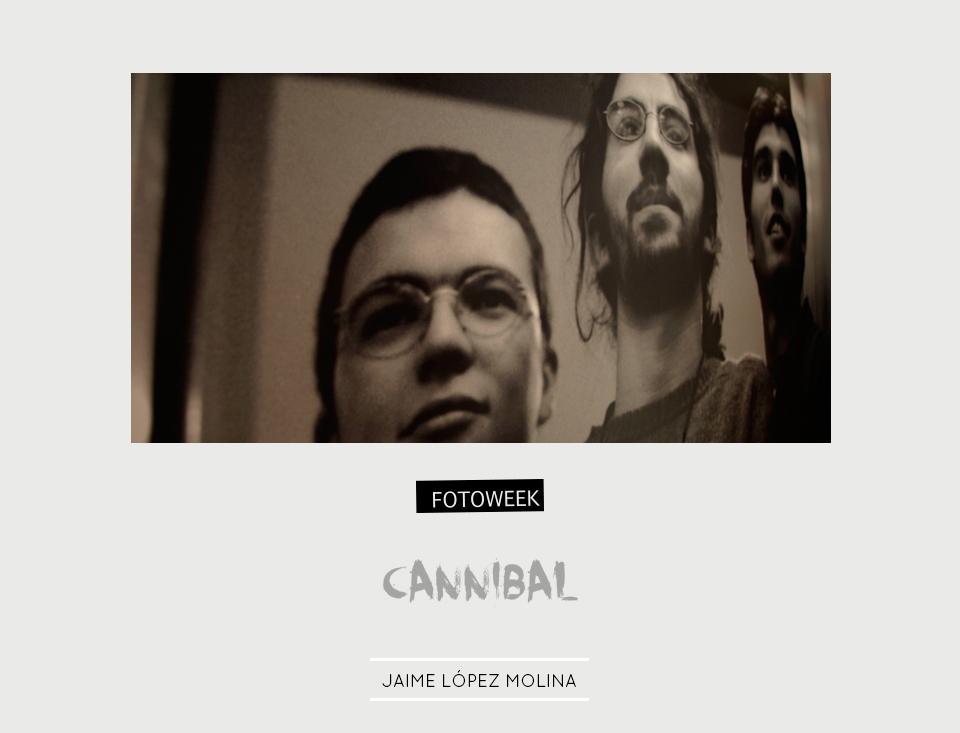 Fotoweek - Cannibal : Jaime López Molina © moversinmover