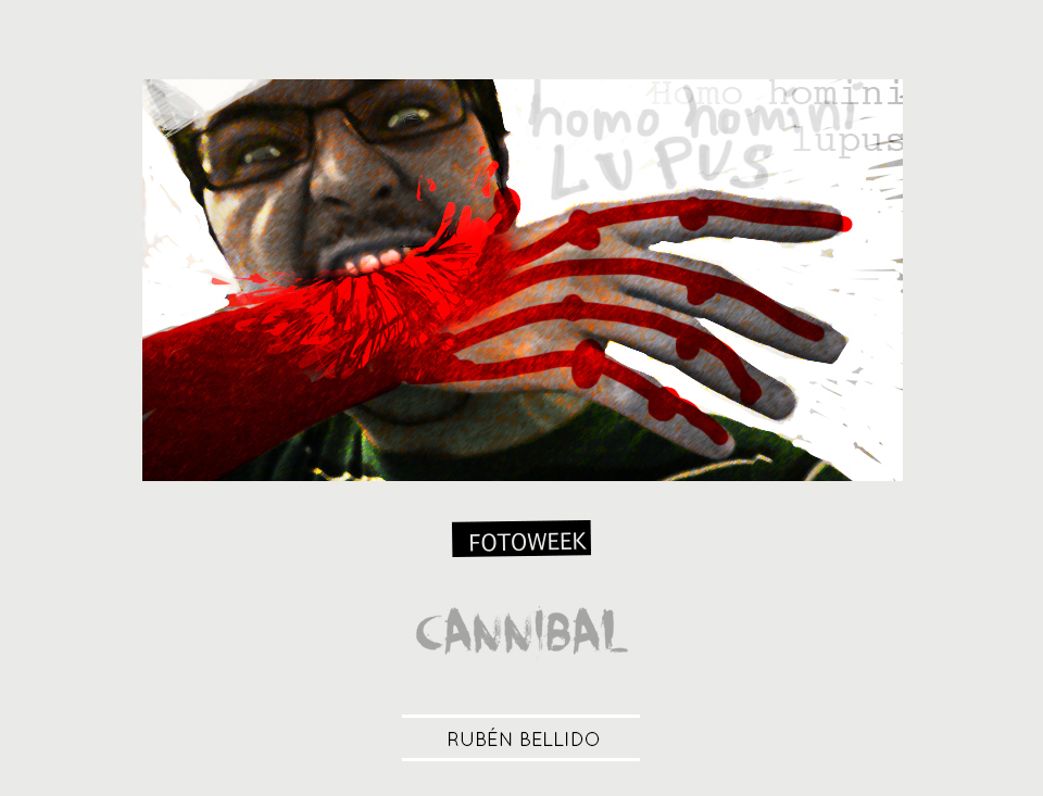 Fotoweek - Cannibal : Rubén Bellido © moversinmover