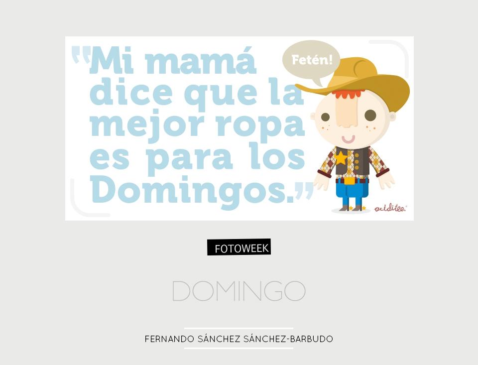 Fotoweek - Domingo : Fernando Sánchez Sánchez-Barbudo © moversinmover