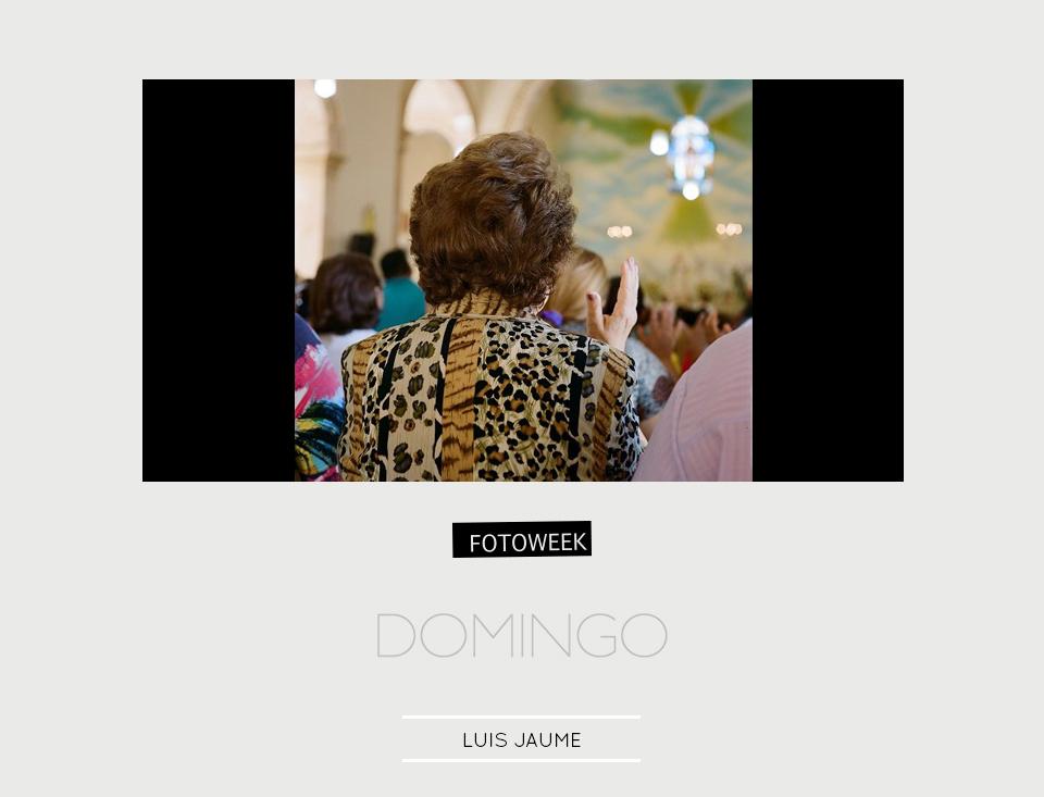 Fotoweek - Domingo : Luis Jaume © moversinmover
