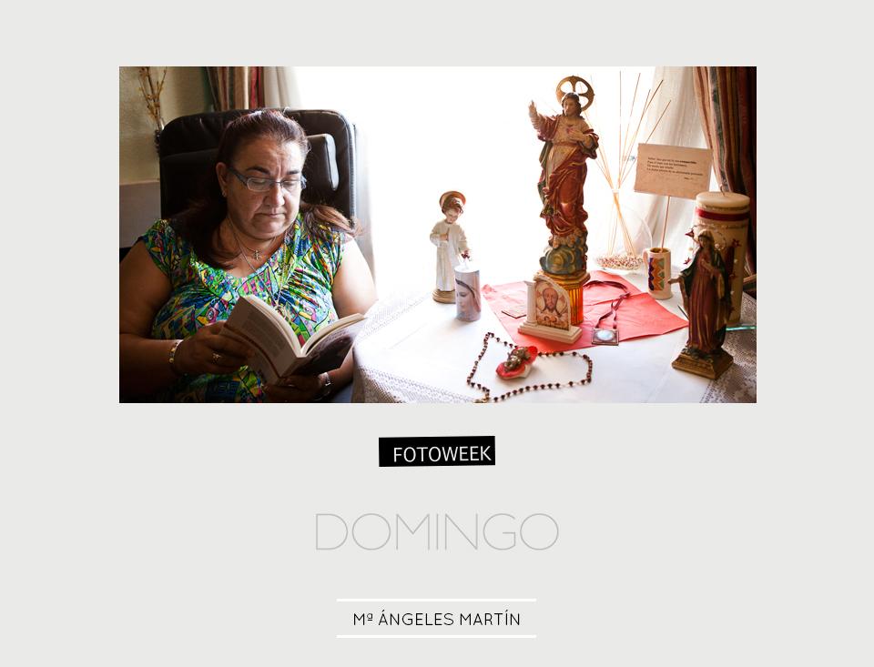 Fotoweek - Domingo : Mª Ángeles Martín © moversinmover