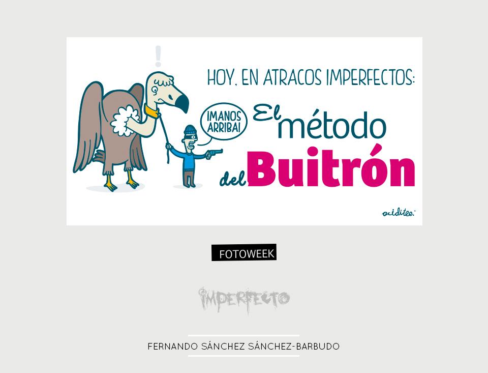 Fotoweek - Imperfecto : Fernando Sánchez Sánchez-Barbudo © moversinmover