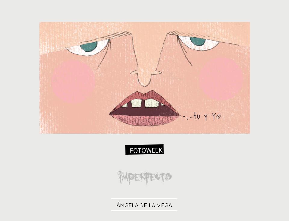 Fotoweek - Imperfecto : Ángela de la Vega © moversinmover