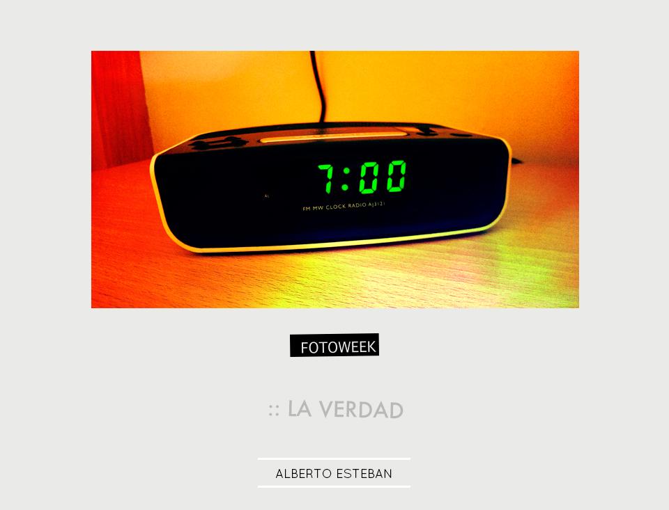 Fotoweek - La verdad : Alberto Esteban © moversinmover