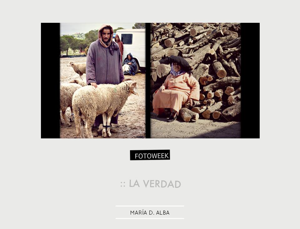 Fotoweek - La verdad : María D. Alba © moversinmover