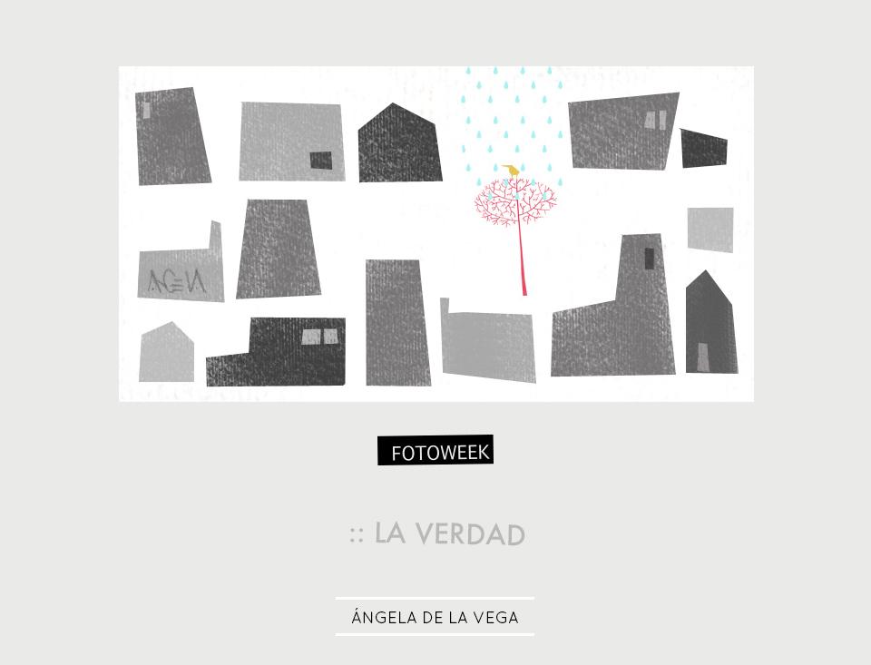 Fotoweek - La verdad : Ángela de la Vega © moversinmover