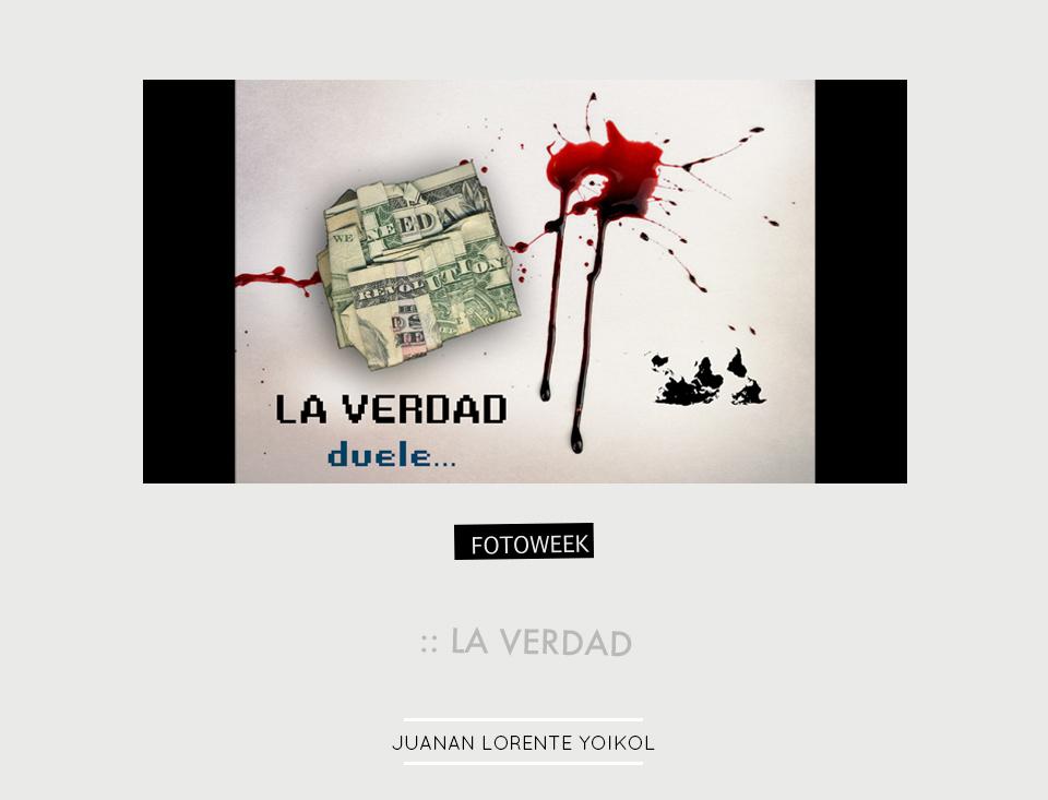Fotoweek - La verdad : Juanan Lorente Yoikol © moversinmover