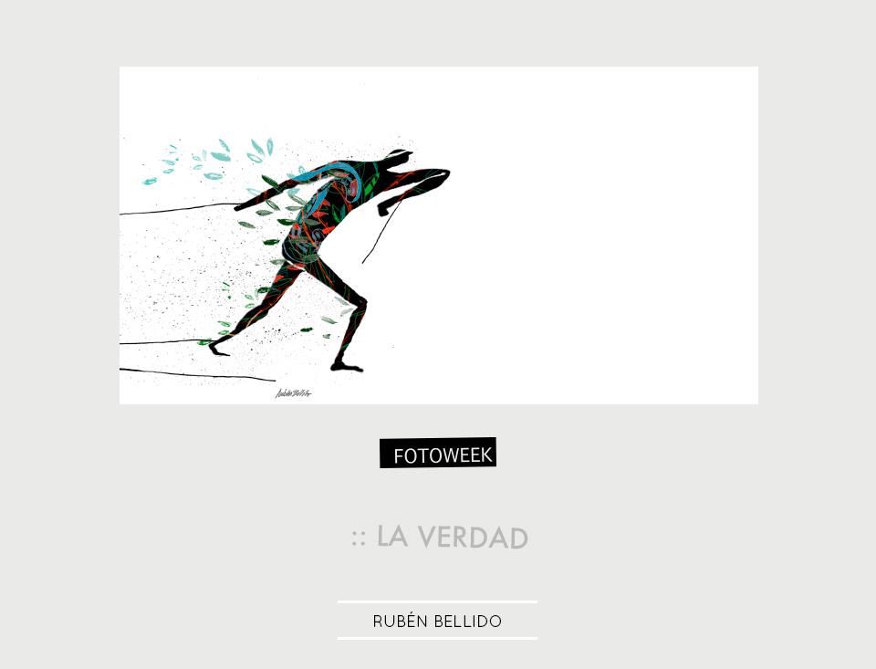 Fotoweek - La verdad : Rubén Bellido © moversinmover