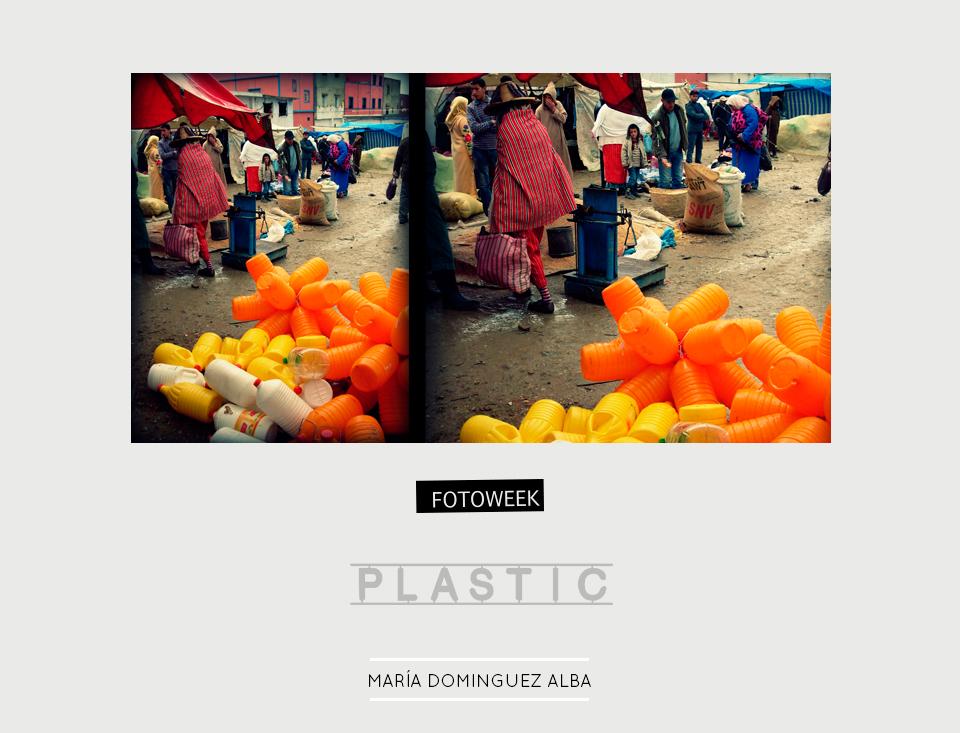 Fotoweek - Plastic : María D. Alba © moversinmover