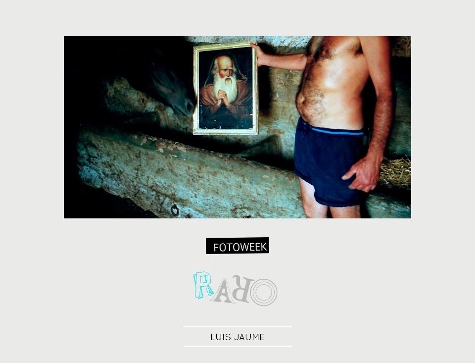 Fotoweek - Raro : Luis Jaume © moversinmover