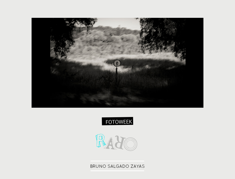 Fotoweek - Raro : Bruno Salgado Zayas © moversinmover