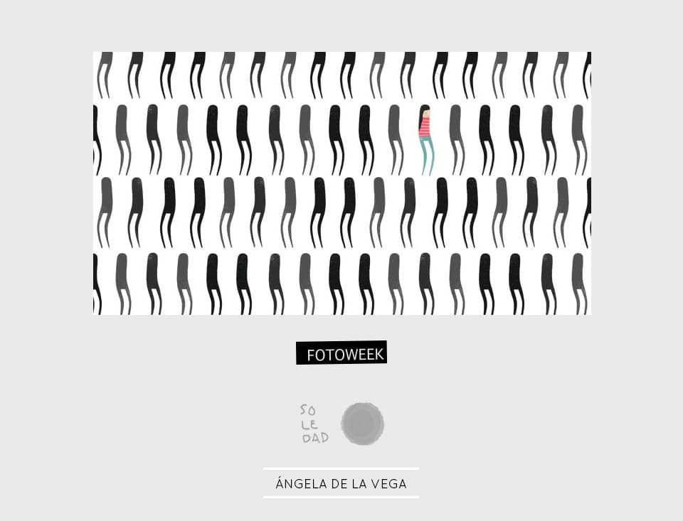 Fotoweek - Soledad : Ángela de la Vega © moversinmover