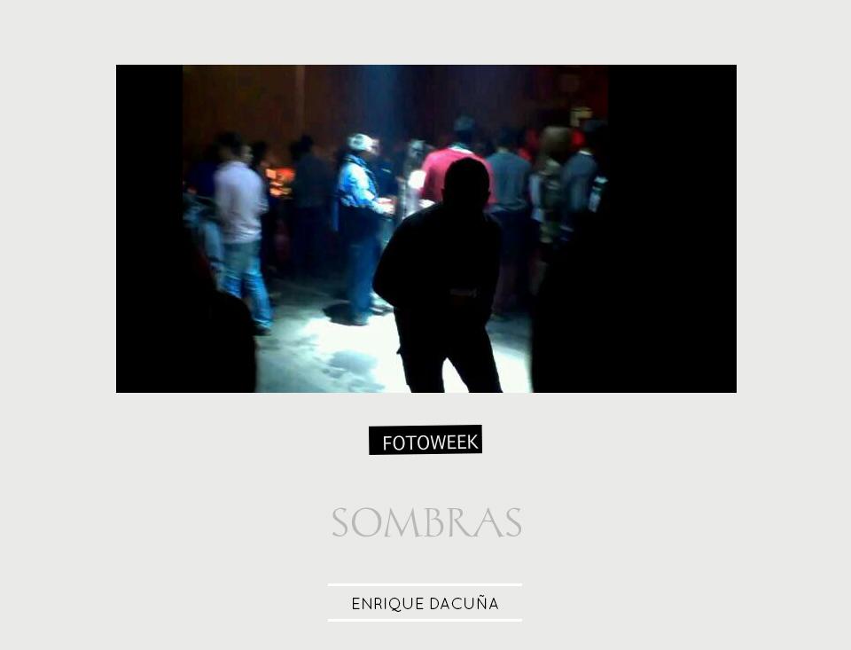 Fotoweek - Sombras : Enrique Dacuña © moversinmover