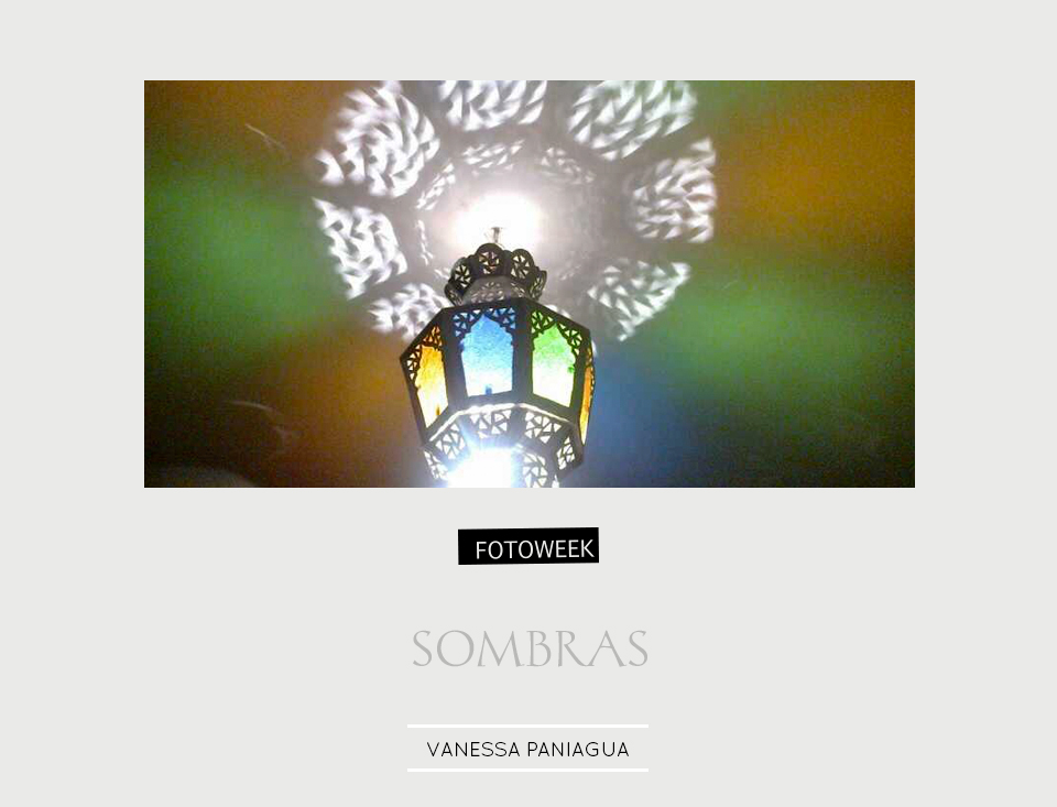 Fotoweek - Sombras : Vanessa Paniagua © moversinmover