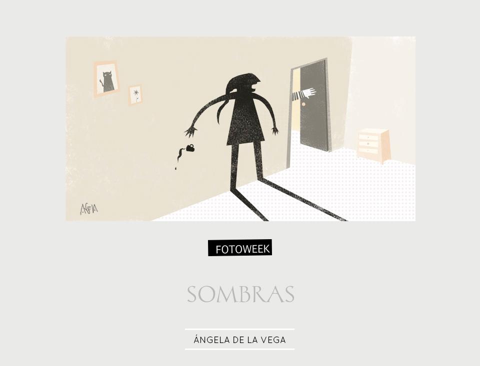 Fotoweek - Sombras : Ángela de la Vega © moversinmover