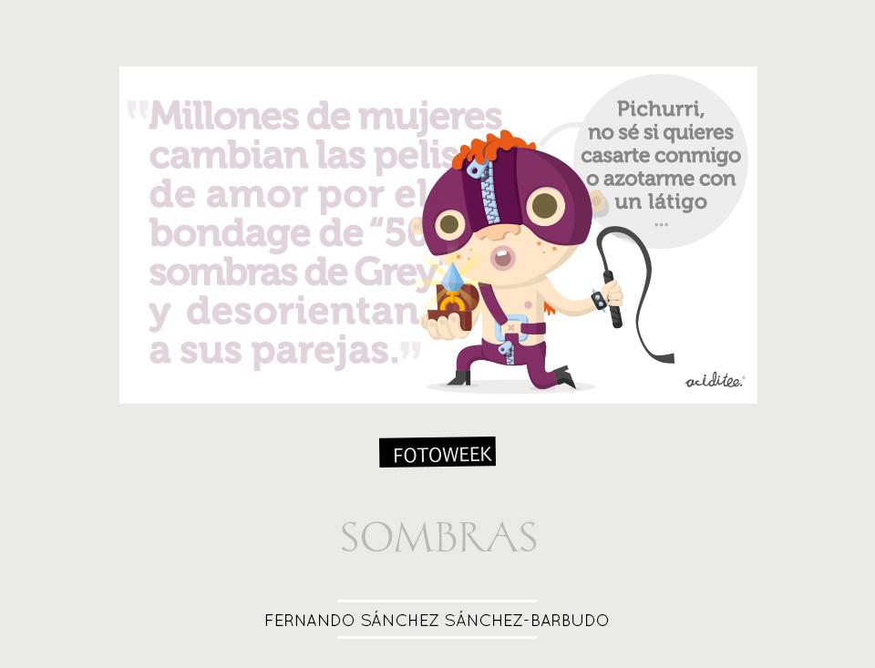 Fotoweek - Sombras : Fernando Sánchez Sánchez-Barbudo © moversinmover