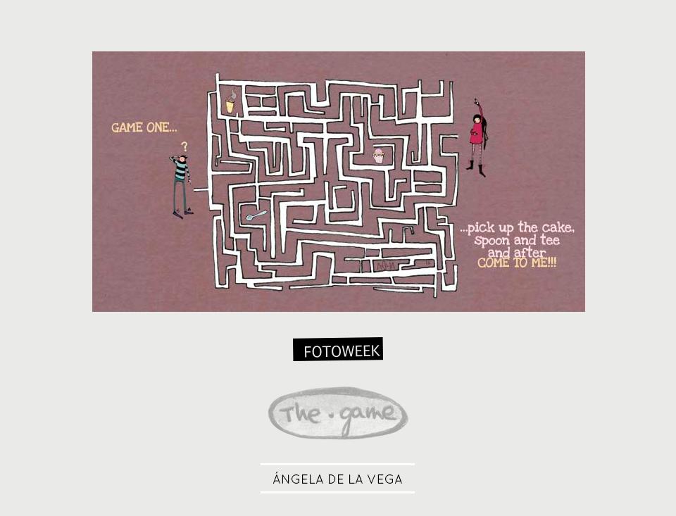 Fotoweek - The game : Ángela de la Vega © moversinmover