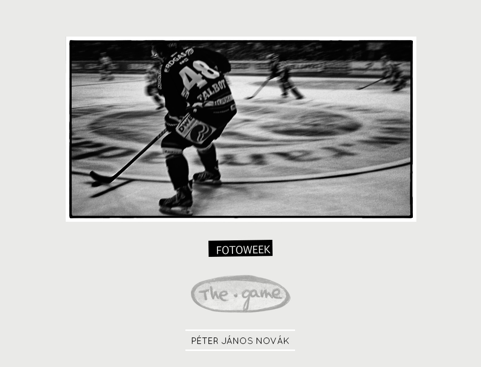 Fotoweek - The game : Péter János Novák © moversinmover