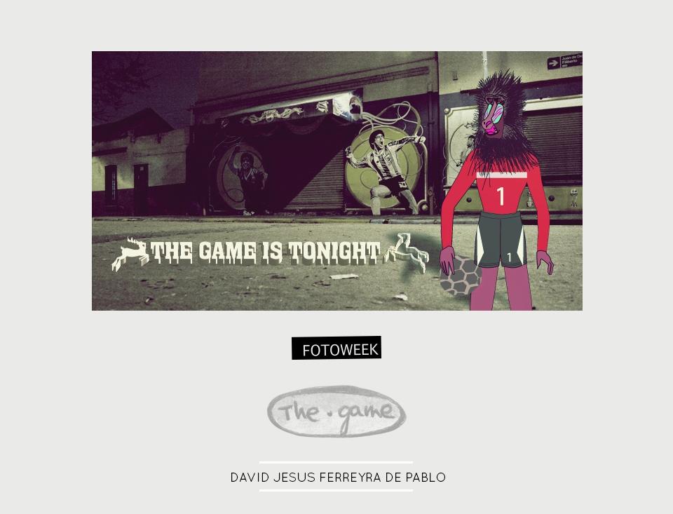 Fotoweek - The game : David Jesus Ferreyra de Pablo © moversinmover