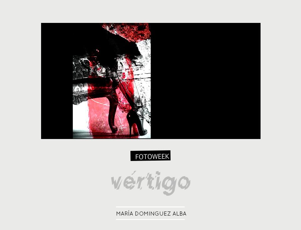 Fotoweek - Vértigo : María D. Alba © moversinmover