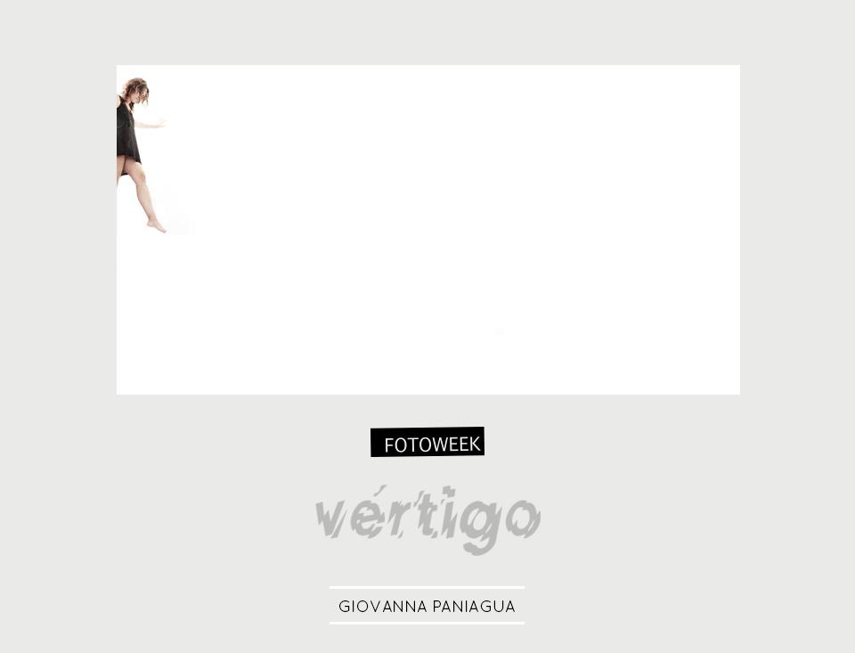 Fotoweek - Vértigo : Giovanna Paniagua © moversinmover