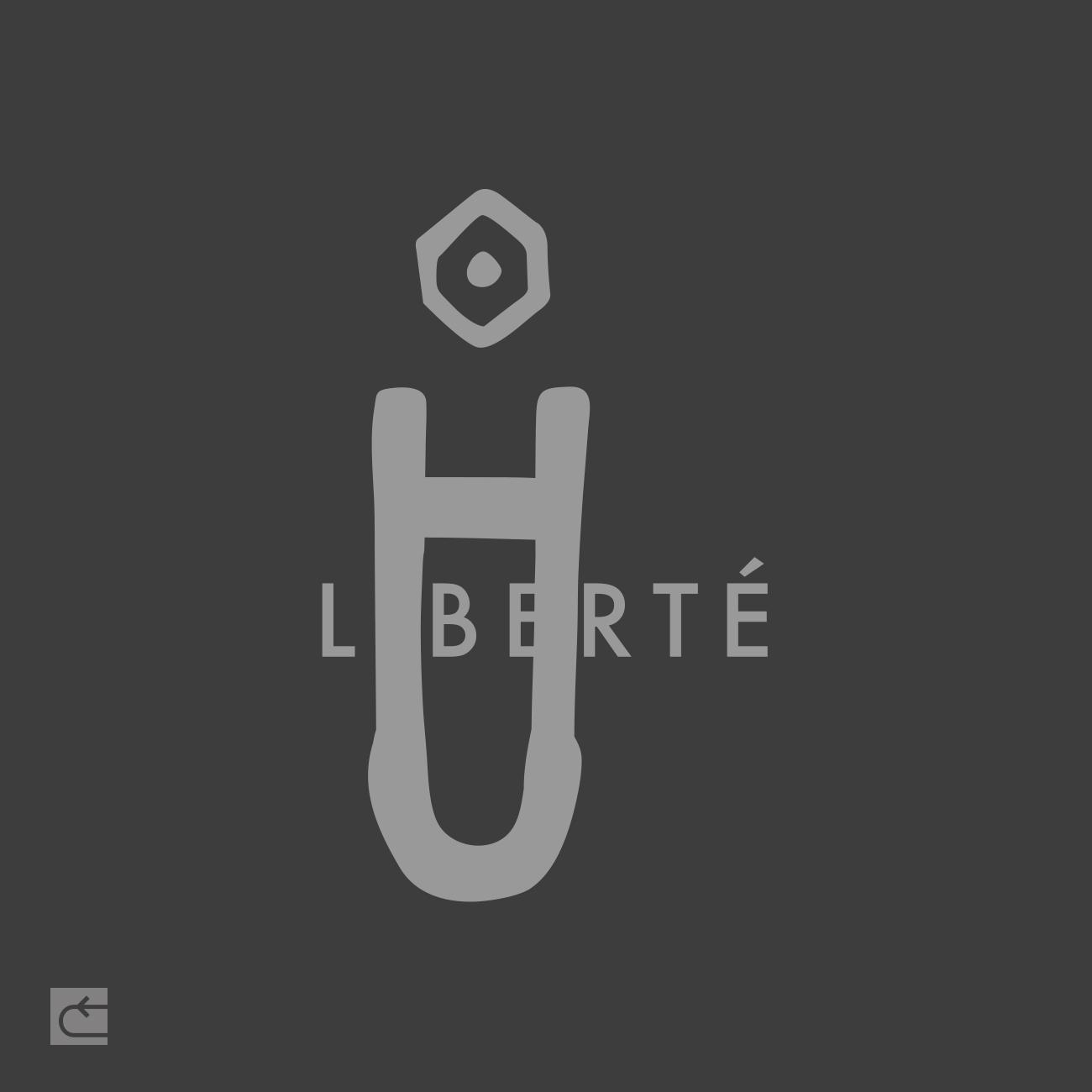 Ilustración: Liberté Pensé © moversinmover. Arte emergente