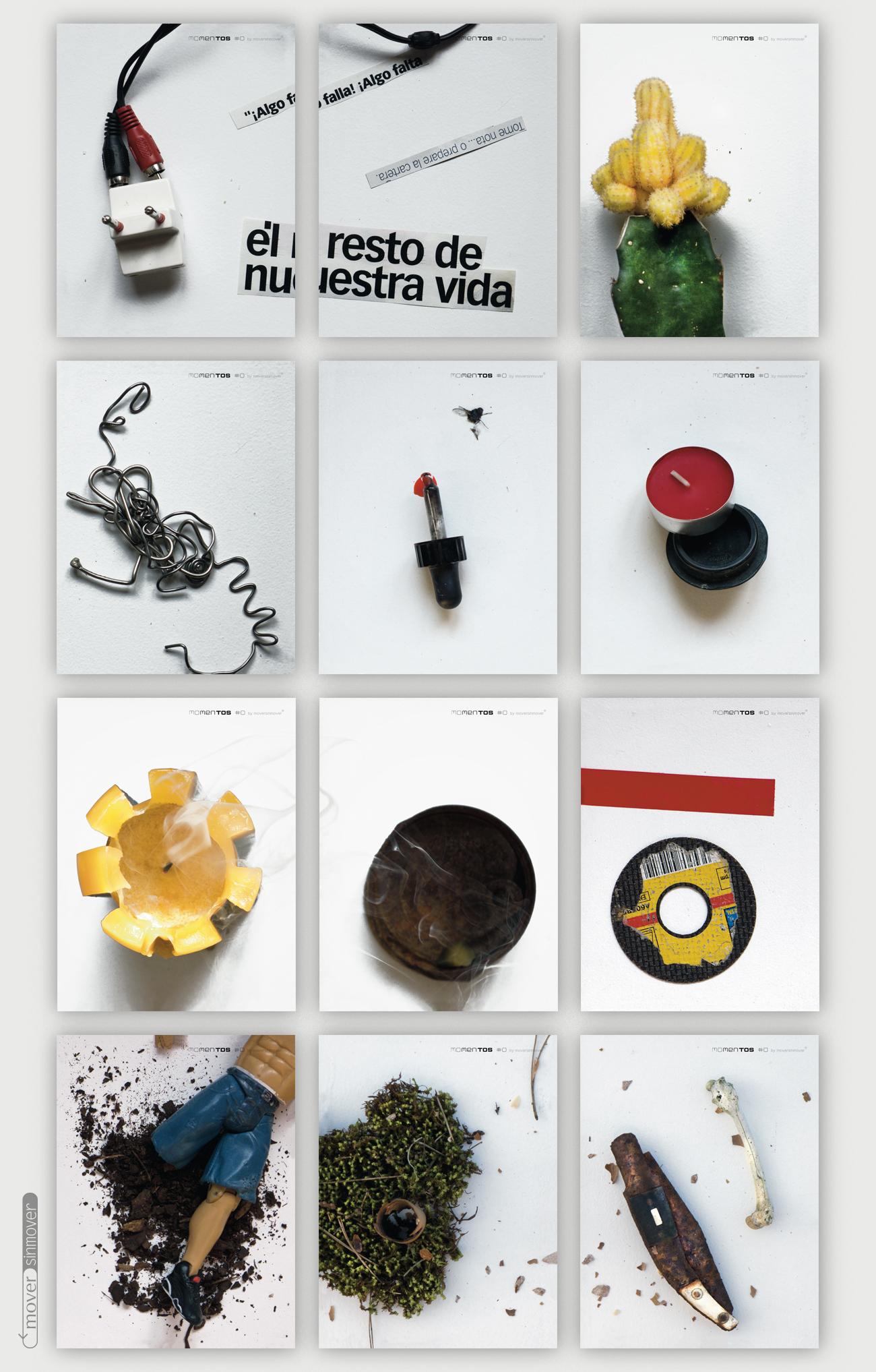 Publicación: Momentos #0 © moversinmover